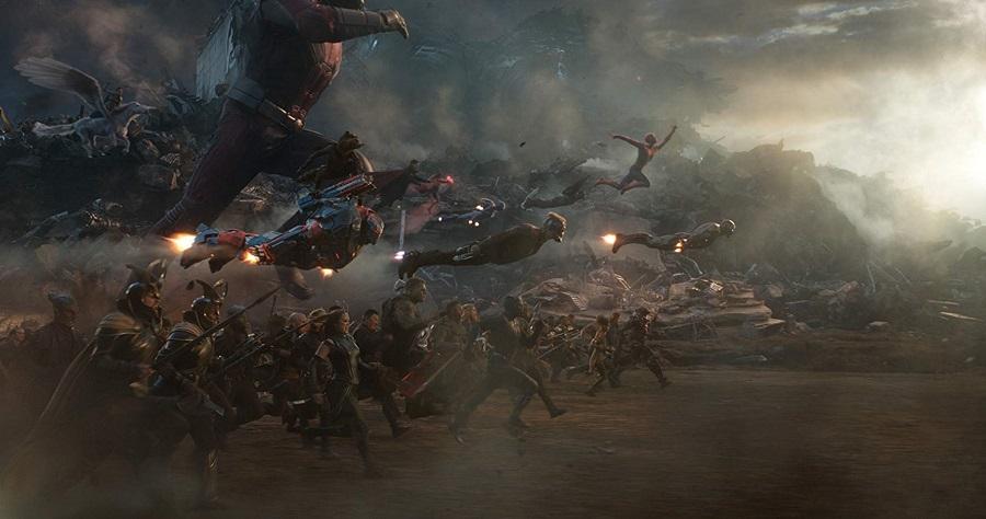 بهترین فیلم های اکشن 2019-انتقام جویان: آخر بازی
