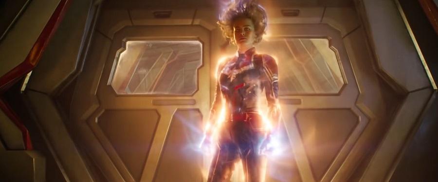 بهترین فیلم های اکشن 2019-کاپیتان مارول