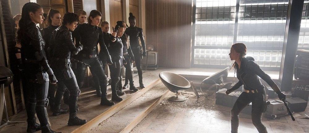 بیوه سیاه (Black Widow) - بهترین فیلم های اکشن سال 2020