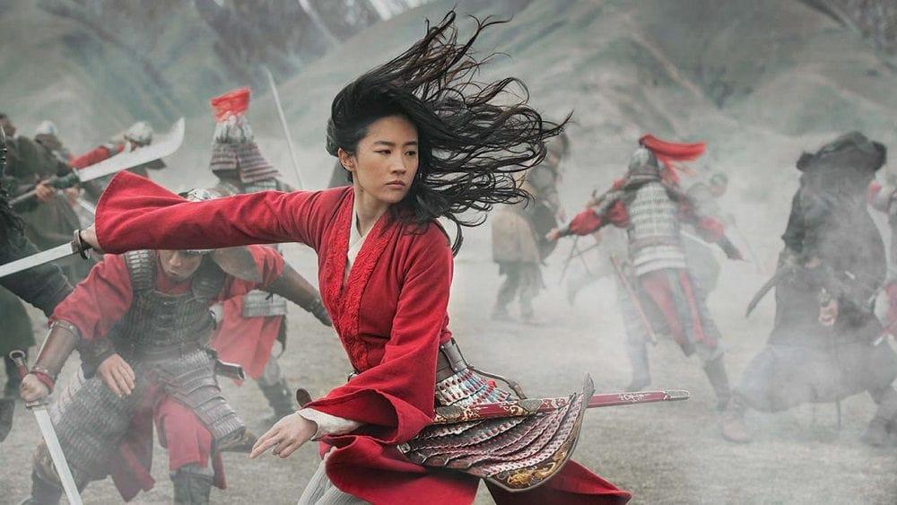 مولان (Mulan) - بهترین فیلم های اکشن سال 2020