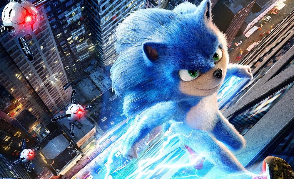سونیک خارپشت (Sonic The Hedgehog) - بهترین فیلم های اکشن سال 2020