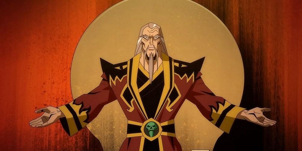 بهترین انیمیشن های سال 2020 - انیمیشن «لیگ عدالت تاریک : جنگ آپوکلیپس» (Justice League Dark : Apokolips War)