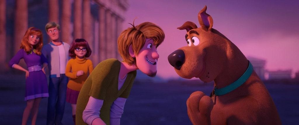 بهترین انیمیشن های سال 2020 - انیمیشن اسکوب (!Scoob)