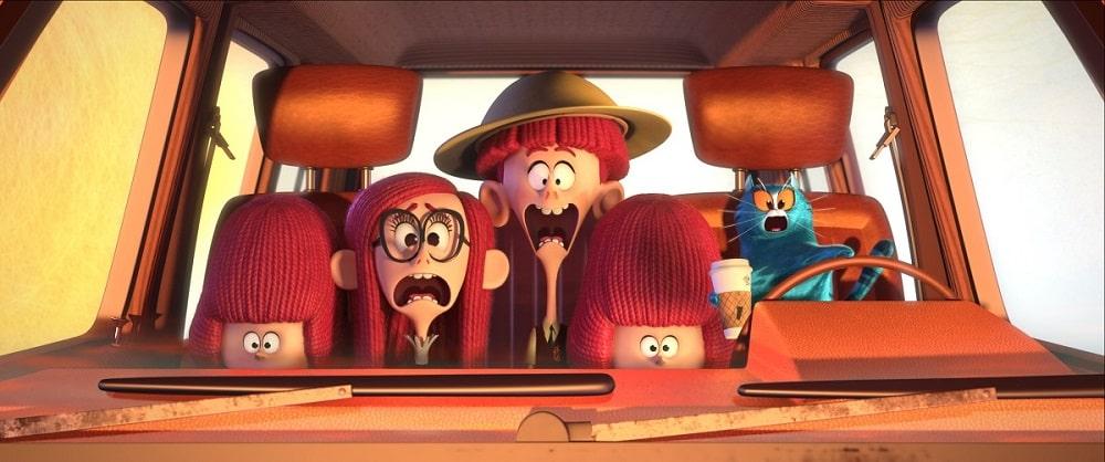 بهترین انیمیشن های سال 2020 - انیمیشن «ویلوبی ها» (the willoughbys)