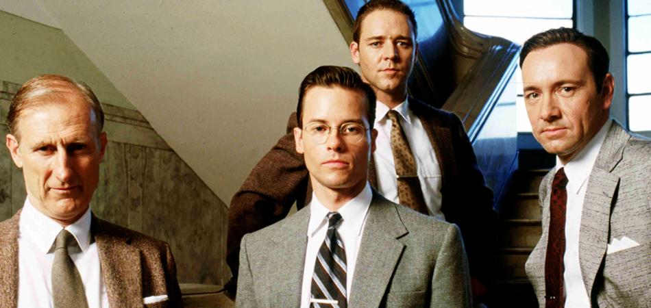 بهترین فیلم ها جنایی-محرمانه لس آنجلس