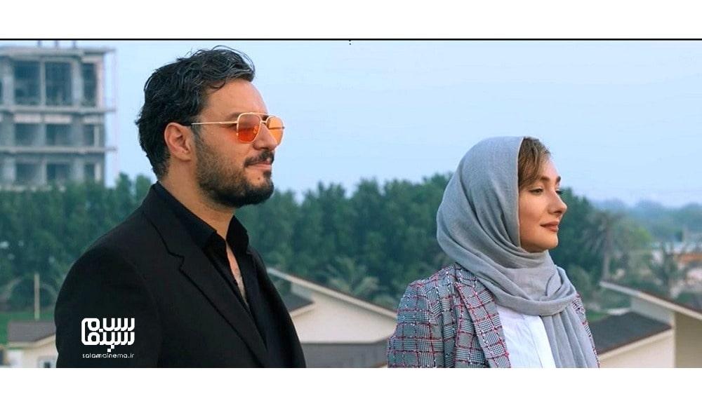 هانیه توسلی و جواد عزتی حندان- بهترین دیالوگ های سریال زخم کاری