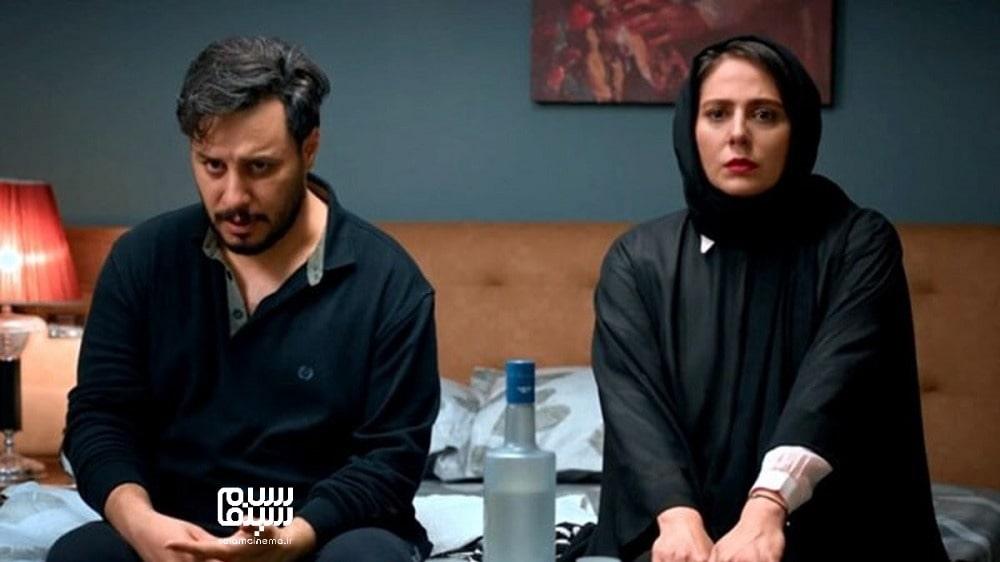 رعنا آزادی ور و جواد عزتی پس از کشتن حاج عمو- بهترین دیالوگ های سریال زخم کاری