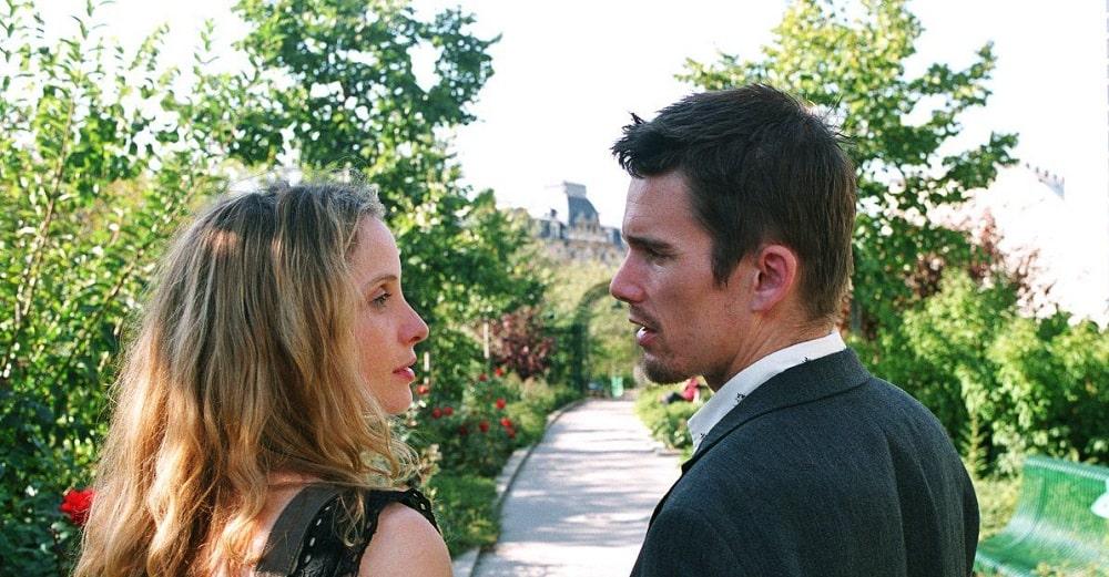 بهترین فیلم های سینمایی جهان در ژانر درام و عاشقانه - پیش از غروب (Before sunset)