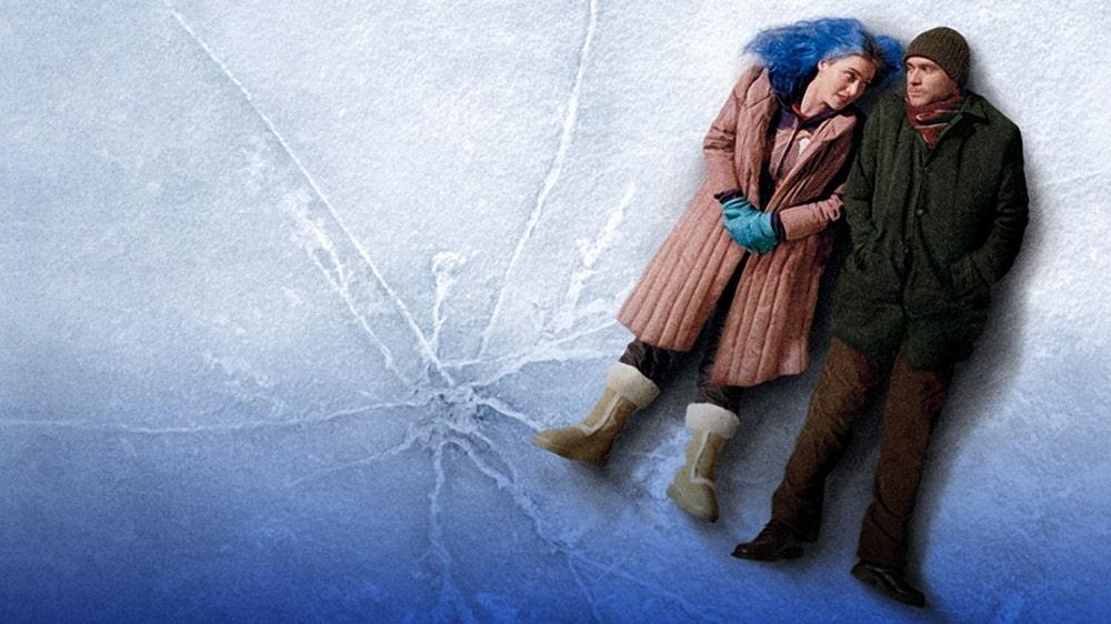 بهترین فیلم های سینمایی جهان در ژانر درام و عاشقانه - درخشش ابدی یک ذهن پاک (Eternal Sunshine of the Spotless Mind)