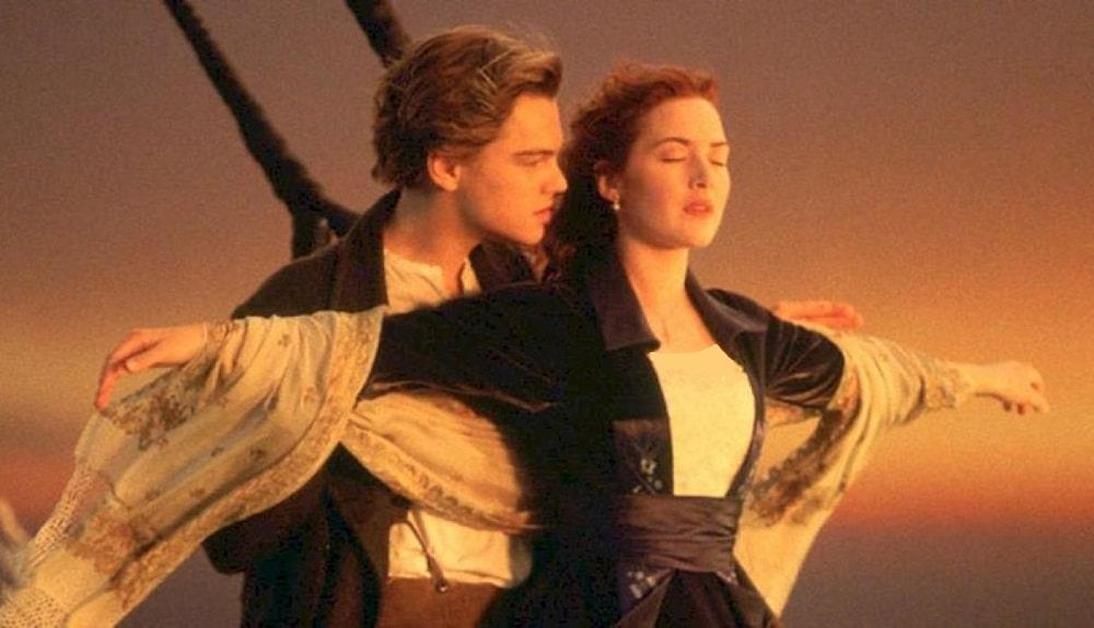 بهترین فیلم های سینمایی جهان در ژانر درام و عاشقانه - تایتانیک (titanic)