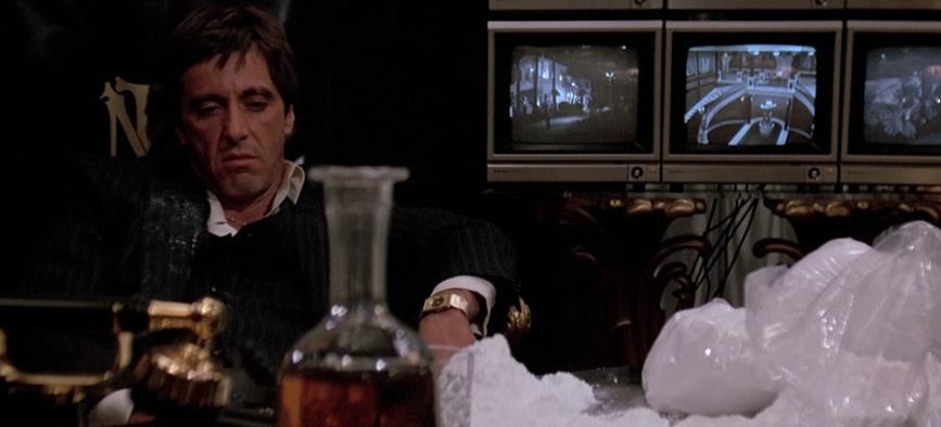 بهترین فیلم ها با موضوع مواد مخدر-صورت زخمی