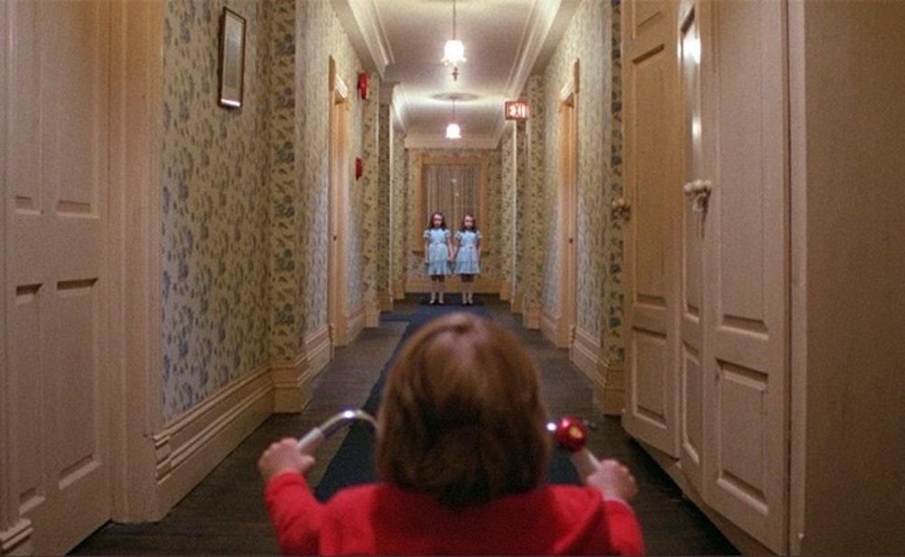 ترسناک ترین فیلم های جنی و روحی - درخشش (The Shining)
