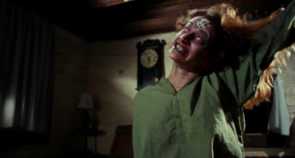 ترسناک ترین فیلم های جنی و روحی - کلبه وحشت (The evil dead)