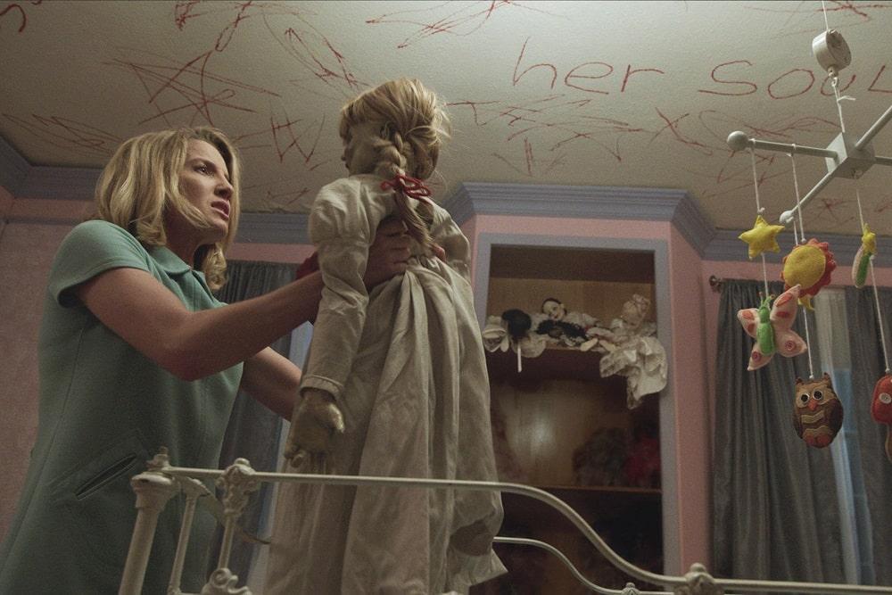 ترسناک ترین فیلم های جنی و روحی - آنابل (annabelle)