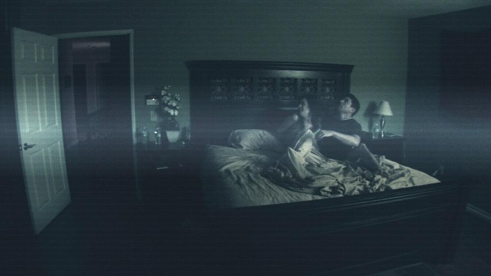 ترسناک ترین فیلم های جنی و روحی - فعالیت فراطبیعی (paranormal-activity)