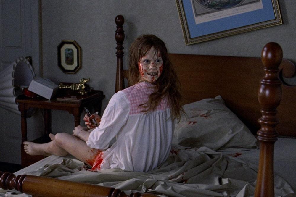 ترسناک ترین فیلم های جنی و روحی - جن گیر (the exorcist)