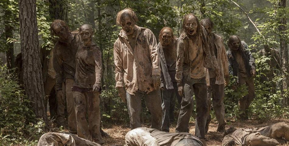 بهترین سریال های ترسناک- مردگان متحرک