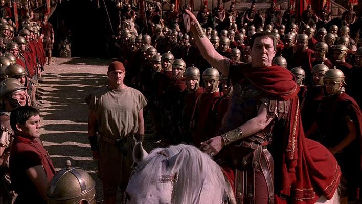 نمایی از سریال « رم »