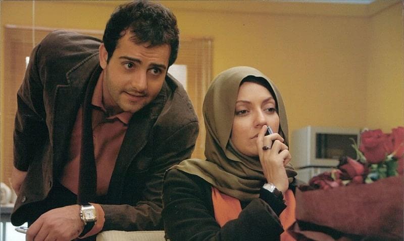 بهترین کمدی رومانتیک های ایرانی- پسر آدم دختر هوا