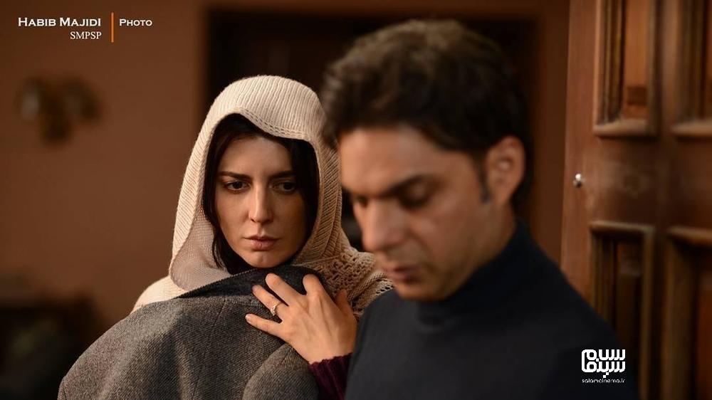 لیلا حاتمی و پیمان معادی در بمب- بهترین فیلم های عاشقانه جنگی ایرانی
