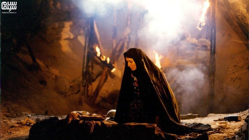 گلچهره سجادیه در جنگ- بهترین فیلم های عاشقانه جنگی ایرانی
