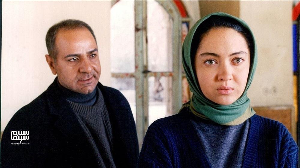 نیکی کریمیدر کنار پرویز پرستویی- بهترین فیلمهای عاشقانه جنگی ایرانی