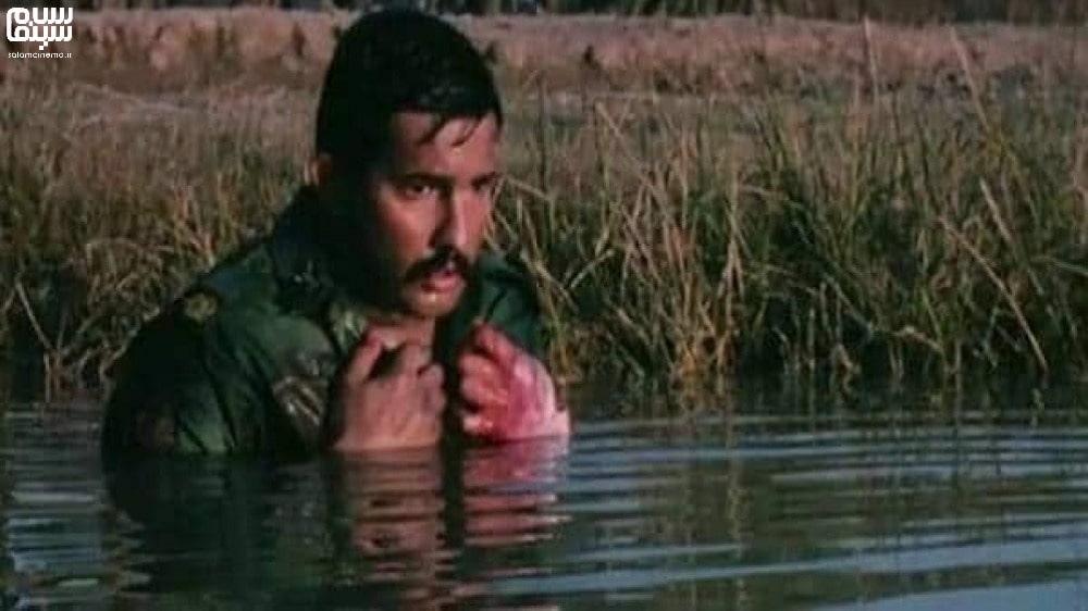 حامد بهداد تیرخورده در روز سوم- بهترین فیلم های عاشقانه جنگی ایرانی