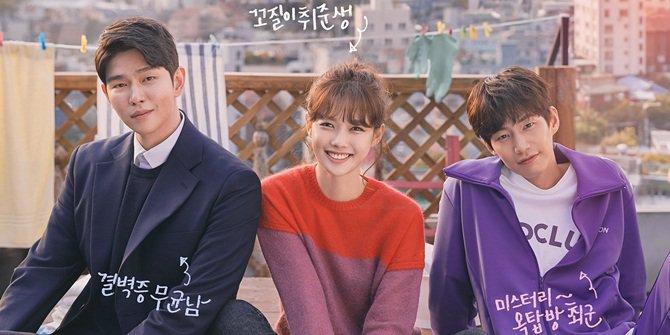 بهترین و محبوب ترین سریال های کره ای عاشقانه و کمدی - حالا با عشق تمیز کن