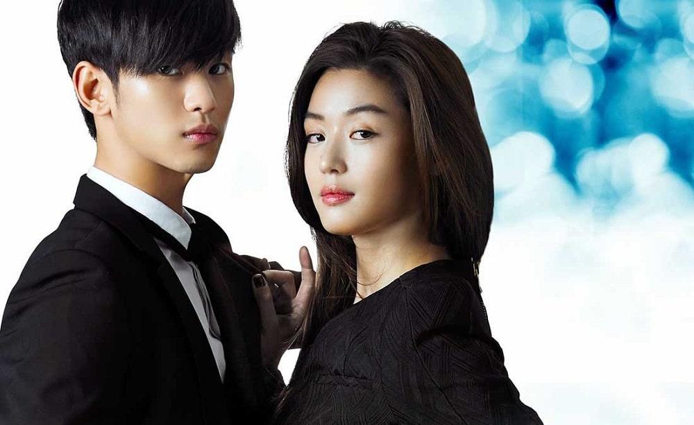 بهترین و محبوب ترین سریال های کره ای عاشقانه و کمدی - تو که از ستاره ها اومدی
