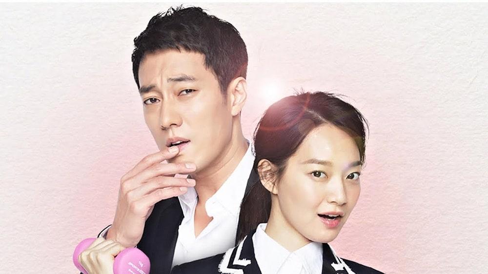 بهترین و محبوب ترین سریال های کره ای عاشقانه و کمدی - اوه الهه من