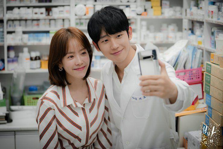 بهترین و محبوب ترین سریال های کره ای عاشقانه و کمدی - یک شب بهاری