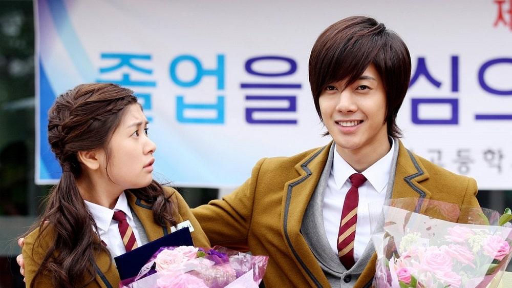 بهترین و محبوب ترین سریال های کره ای عاشقانه و کمدی - بوسه شیطنت آمیز