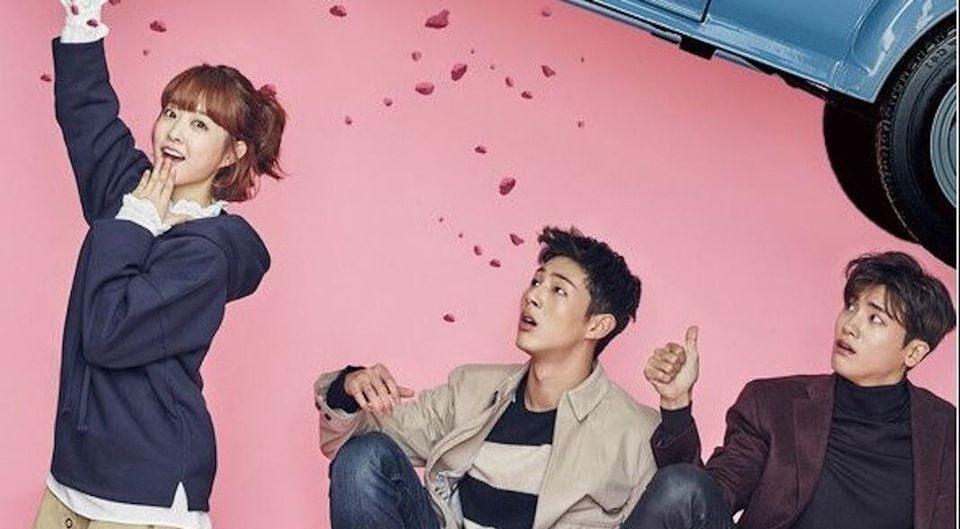 بهترین و محبوب ترین سریال های کره ای عاشقانه و کمدی - دو بونگ سون زن قوی