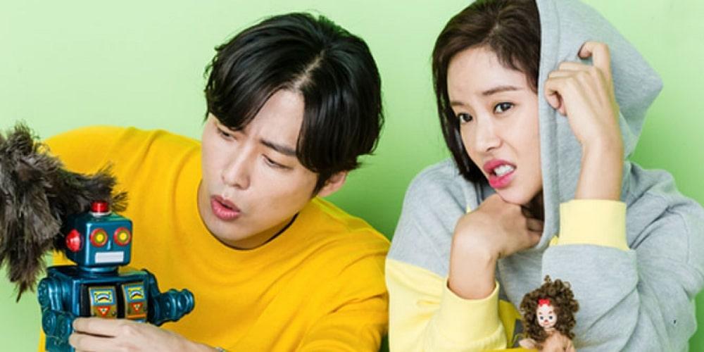 بهترین و محبوب ترین سریال های کره ای عاشقانه و کمدی - پسر خوشتیپ و جونگ ایوم