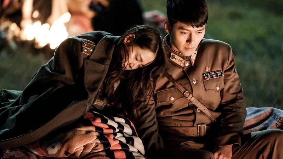 بهترین و محبوب ترین سریال های کره ای عاشقانه و کمدی - سریال سقوط بر روی شما