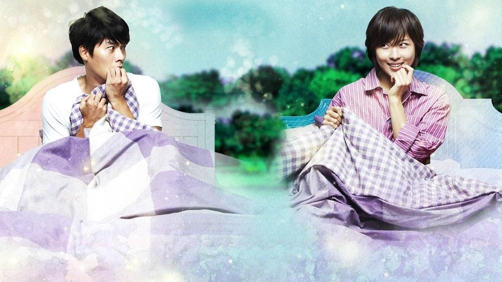 بهترین و محبوب ترین سریال های کره ای عاشقانه و کمدی - باغ مخفی