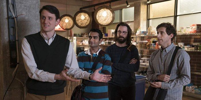 سریالهایی برای برنامهنویساندره سیلیکون (Silicon Valley)