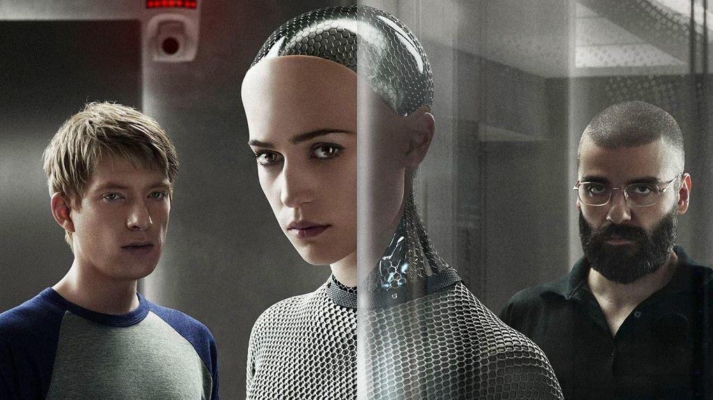 فراماشین (Ex Machina) فیلمهای علمی-تخیلی درباره تکنولوژیهای آینده