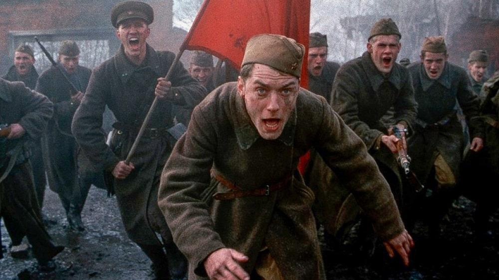 بهترین فیلم ها درباره جنگ جهانی اول و دوم - دشمن پشت دروازه ها (Enemy at the Gates)