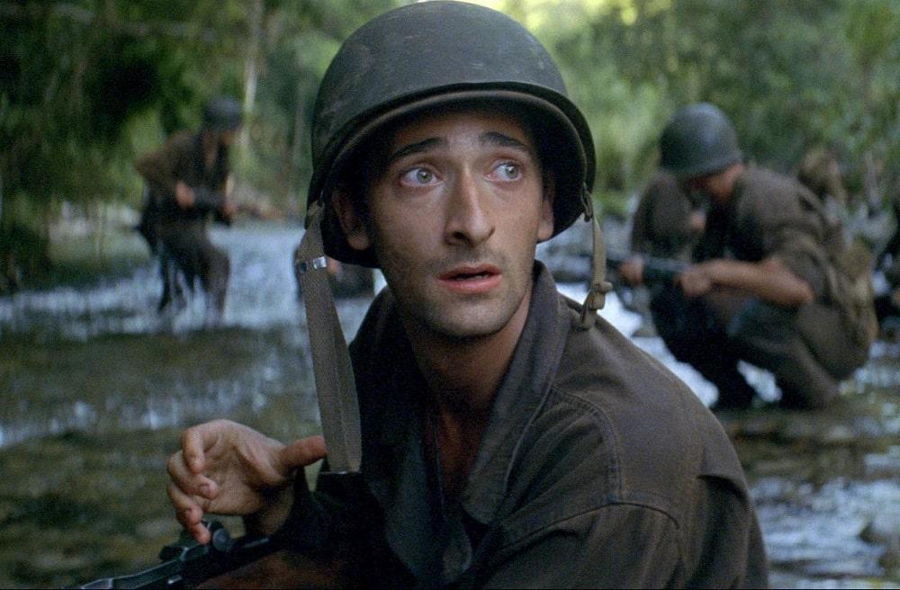 بهترین فیلم ها درباره جنگ جهانی اول و دوم - خط باریک قرمز (The Thin Red Line)