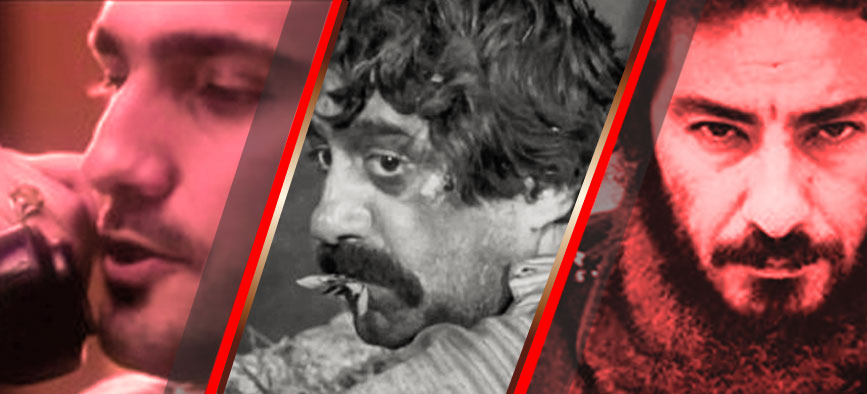 روانی های به یادماندنی تاریخ سینمای ایران