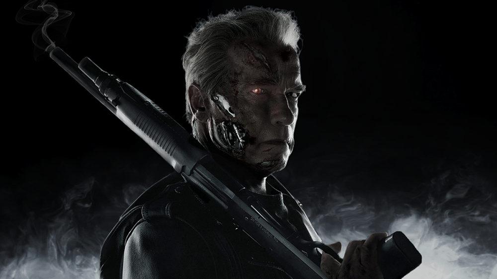 بهترین فیلم های علمی تخیلی 2019 -نابودگر : سرنوشت تاریک(Terminator : Dark Fate)