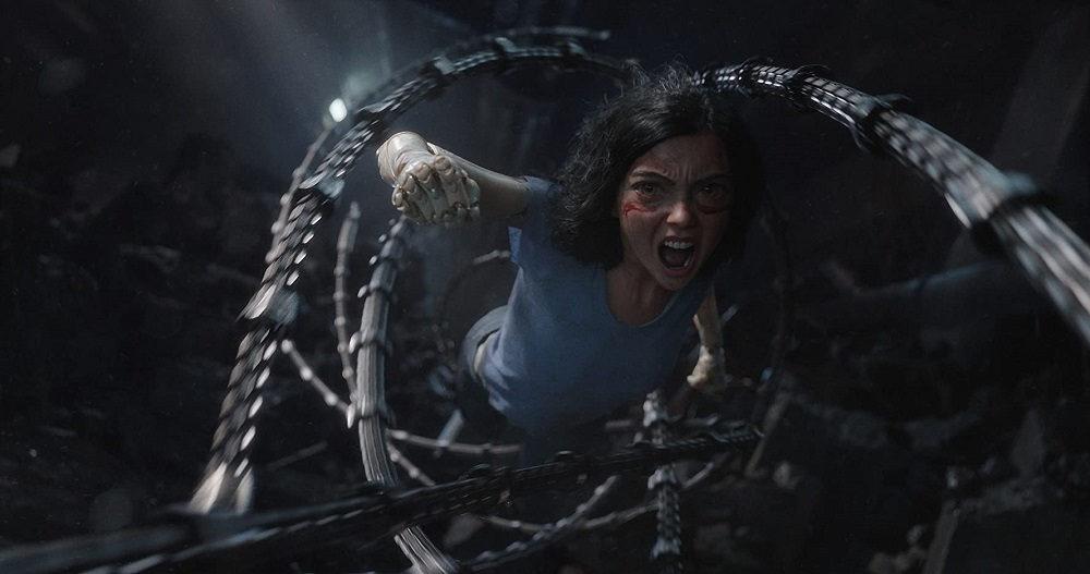 بهترین فیلم های علمی تخیلی 2019  - آلیتا : فرشته جنگ(Alita : Battle Angel)