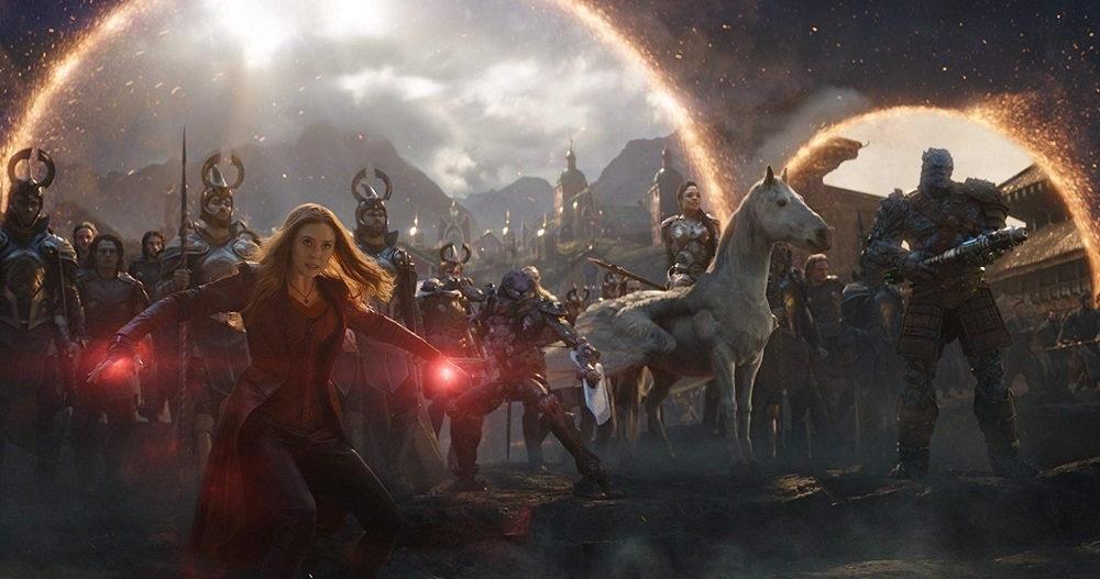 بهترین فیلم های علمی تخیلی سال 2019  - انتقام جویان: آخر بازی(Avengers:Endgame)