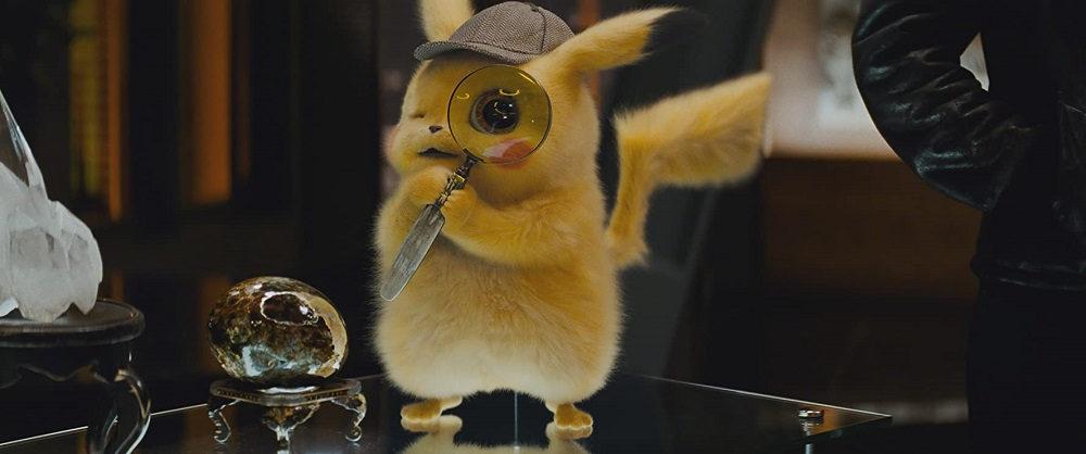 بهترین فیلم های علمی تخیلی 2019 : پوکمون کاراگاه پیکاچو(Pokémon Detective Pikachu)