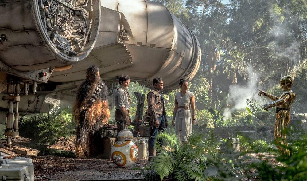 بهترین فیلم های علمی تخیلی سال 2019  : جنگ ستارگان 9: خیزش اسکای واکر