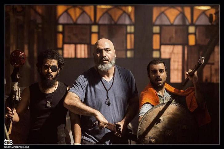 گشت ۲-پرفروش ترین کمدی های ایران