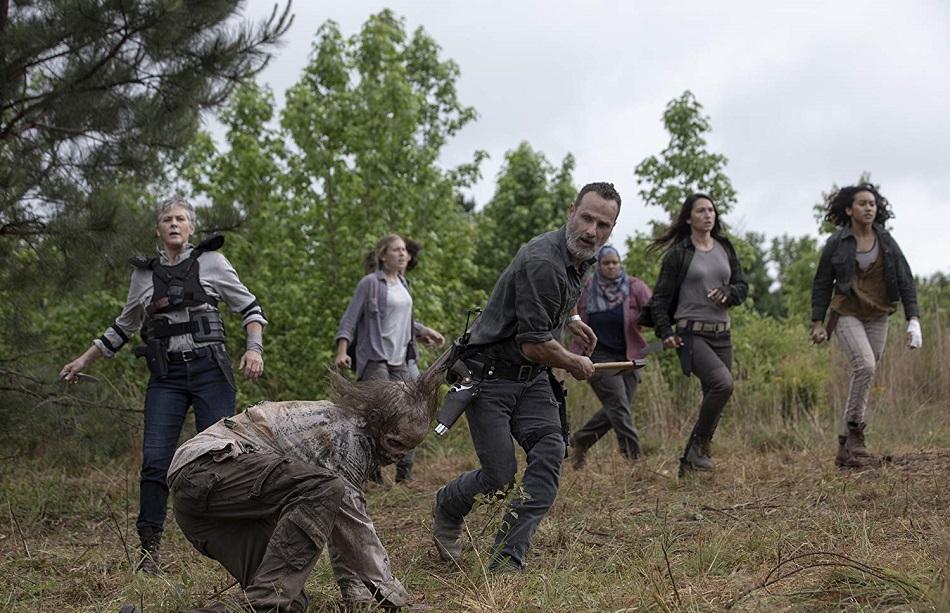 بهترین سریال های در حال پخش-مردگان متحرک