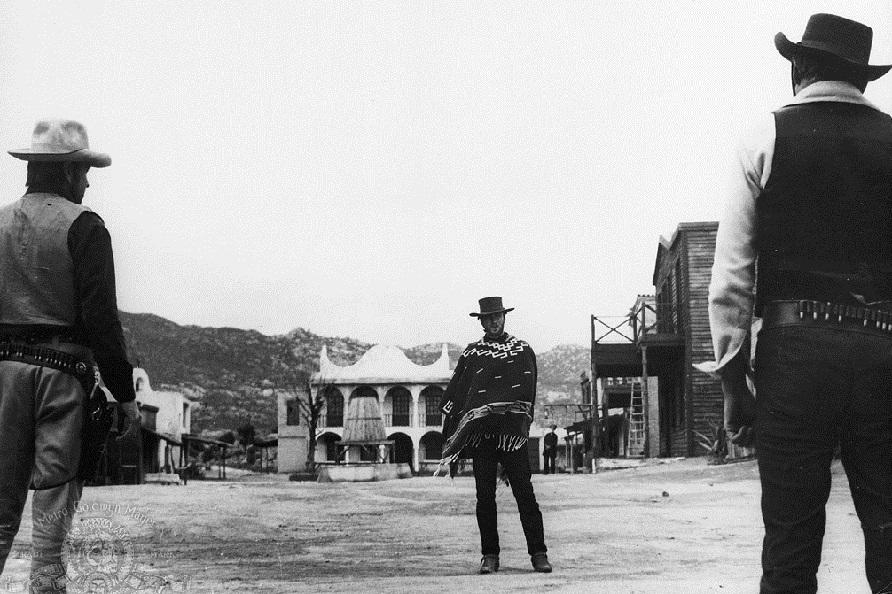 بهترین فیلم های وسترن تاریخ سینما-بخاطر یک مشت دلار