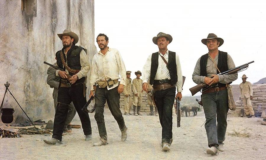 بهترین فیلم های وسترن-این گروه خشن
